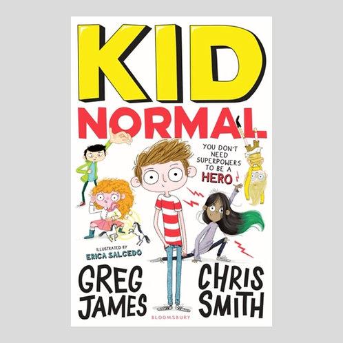 Kid Normal 1 - Greg James & Chris Smith