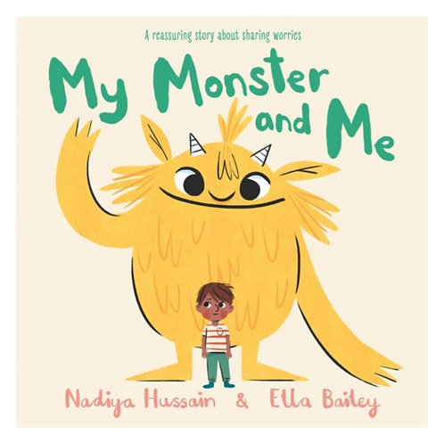 My Monster and Me - Nadiya Hussain