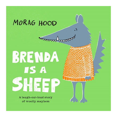 Brenda Is a Sheep - Morag Hood