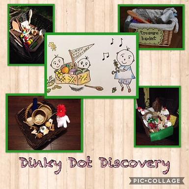 Dinky Dot Discovery