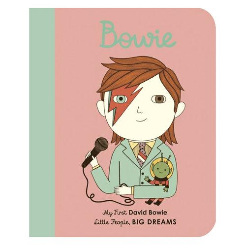 My First David Bowie - Maria Isabel Sanchez Vegara& Ana Albero