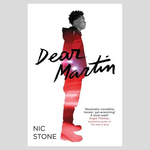 Dear Martin - Nic Stone