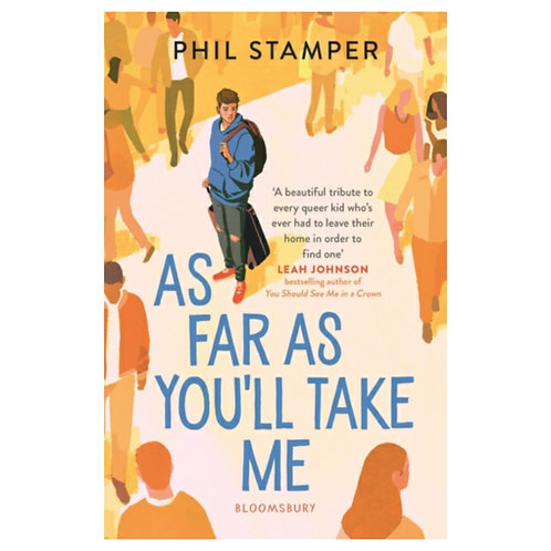 As Far as You'll Take Me -Phil Stamper