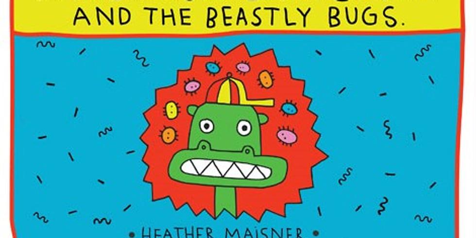 CPID Author Event: Heather Maisner, Dinosaur Douglas and the Beastly Bugs