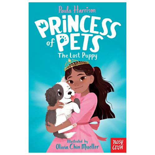 Princess of Pets: The Lost Puppy -Paula Harrison