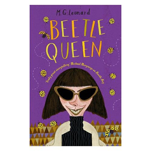 Beetle Queen - M.G. Leonard