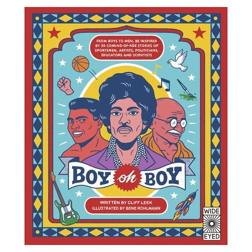 Boy oh Boy - Cliff Leek & Bene Rohlmann