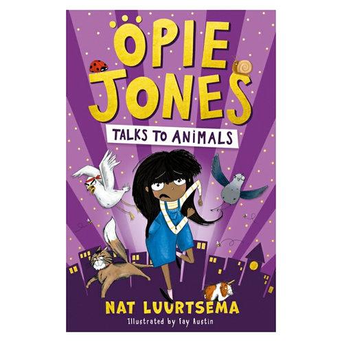Opie Jones Talks to Animals -Nat Luurtsema