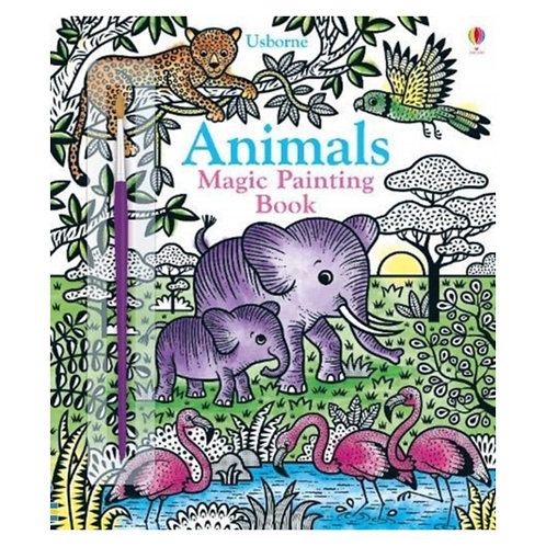 Magic Painting Animals