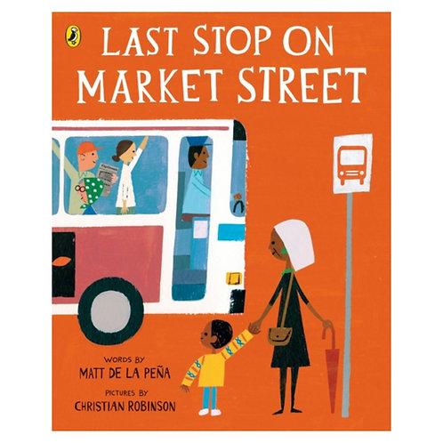 Last Stop on Market Street - Matt de la Pena