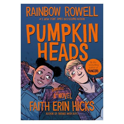 Pumpkinheads - Rainbow Rowell & Faith Erin Hicks