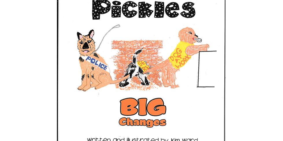CPID Author Event: Kim Ward, Pickles Big Changes