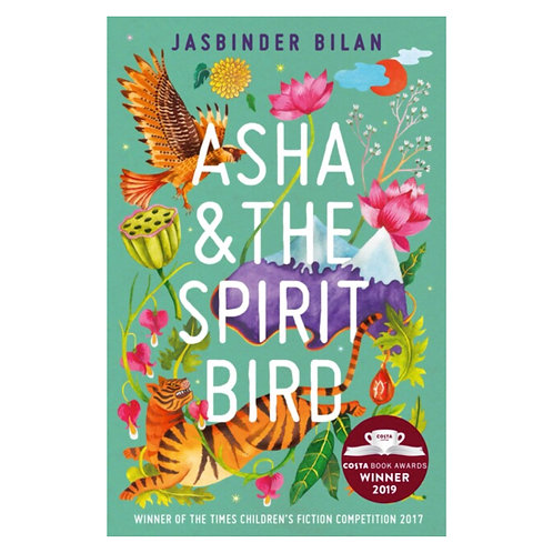 Asha & the Spirit Bird - Jasbinder Bilan