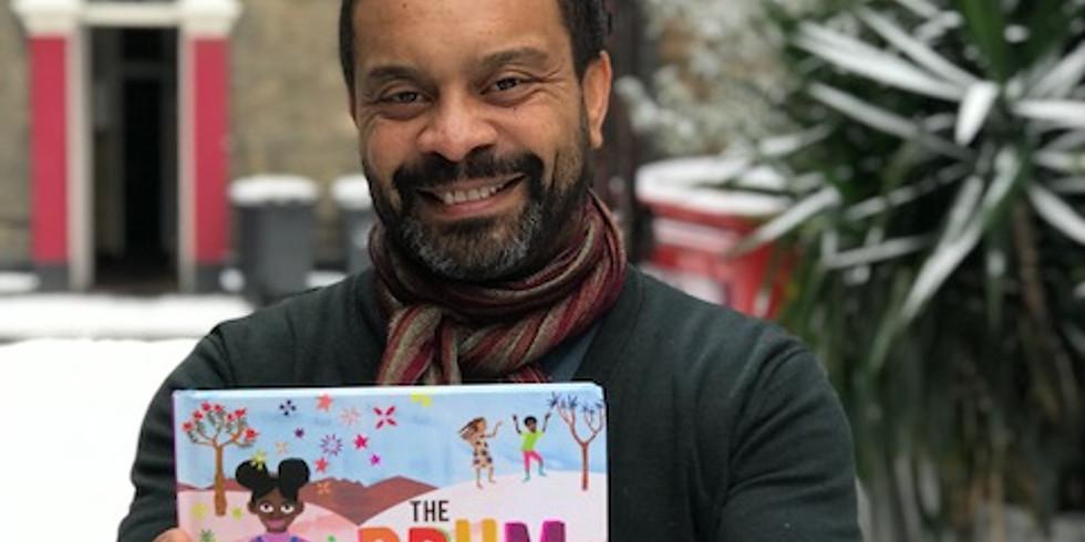 Author Event: Ken Wilson-Max  The Drum