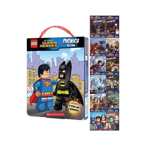 LEGO DC Superheroes: Phonics Box Set