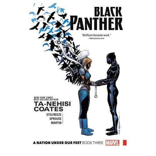 Black Panther: A Nation Under Our Feet Book 3 - Ta-Nehisi Coates