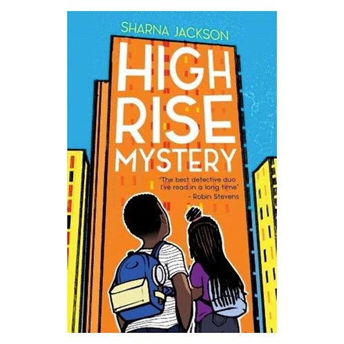 High-Rise Mystery - Sharna Jackson