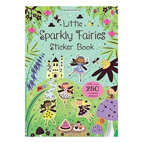 Sparkly Fairies Sticker Book