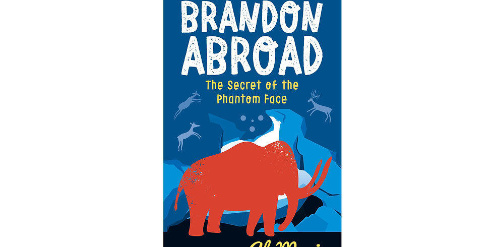CPID Author Event: Al Morin, Brandon Abroad and the Secret of the Phantom Face