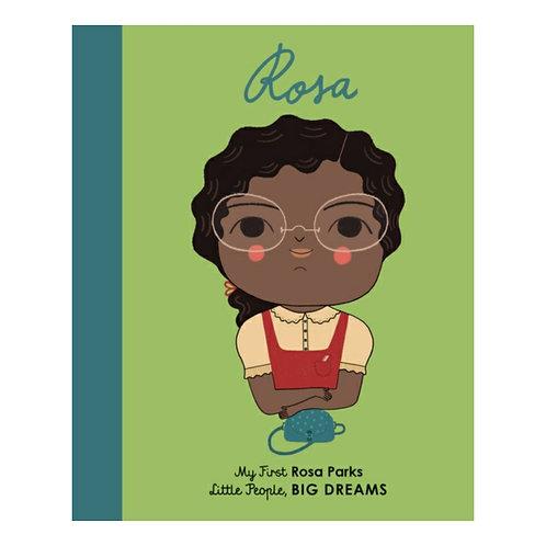 My First Rosa Parks - Lisbeth Kaiser & Marta Antelo