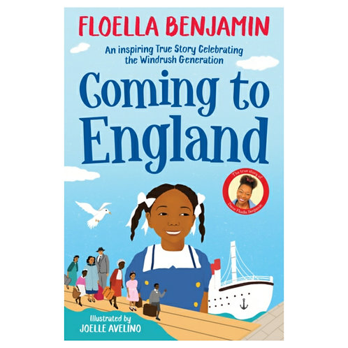 Coming to England - Floella Benjamin