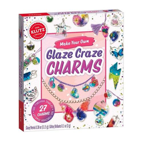 Make Your Own Glaze Craze Charms