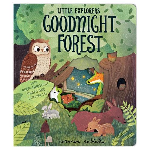 Goodnight Forest -Becky Davies& Carmen Saldana