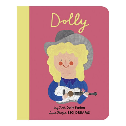 My First Dolly Parton - Maria Isabel Sanchez Vegara & Daria Solak