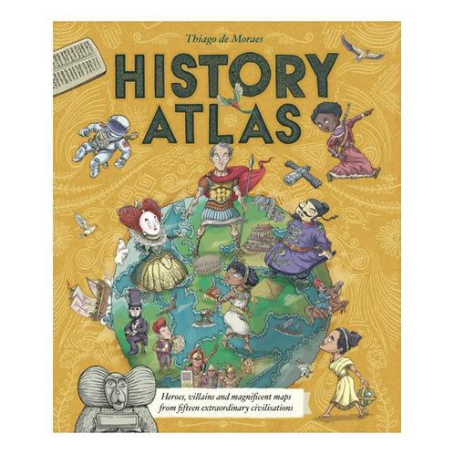 History Atlas - Thiago de Moraes