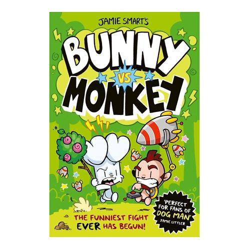 Bunny vs Monkey: 1 & 2