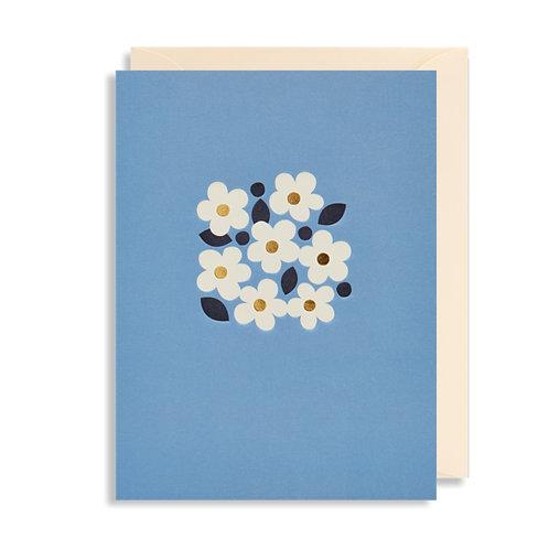 Mini Card - Flowers