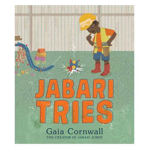 Jabari Tries - Gaia Cornwall