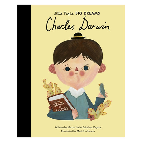 Little People, Big Dreams: Charles Darwin - Maria Isabel Sanchez Vegara