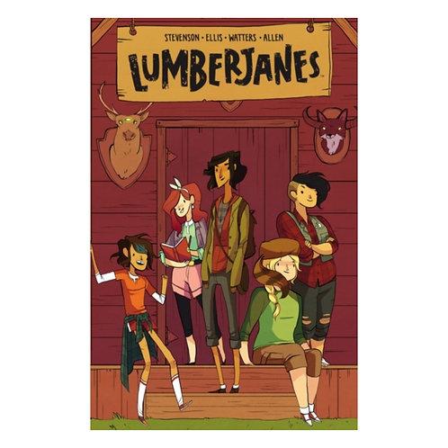 Lumberjanes Vol. 1 : Beware The Kitten Holy - Noelle Stevenson & Shannon Watters