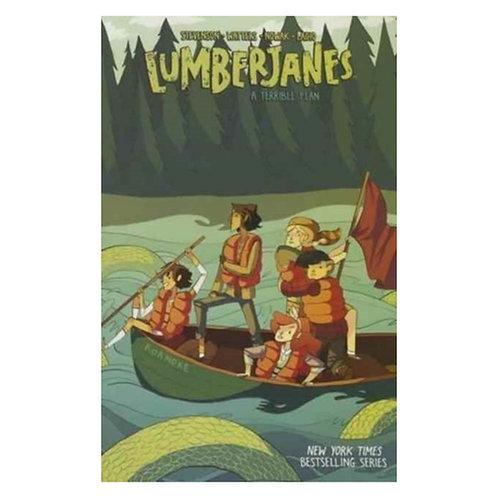 Lumberjanes Vol. 3: A Terrible Plan - Noelle Stevenson & Shannon Watters