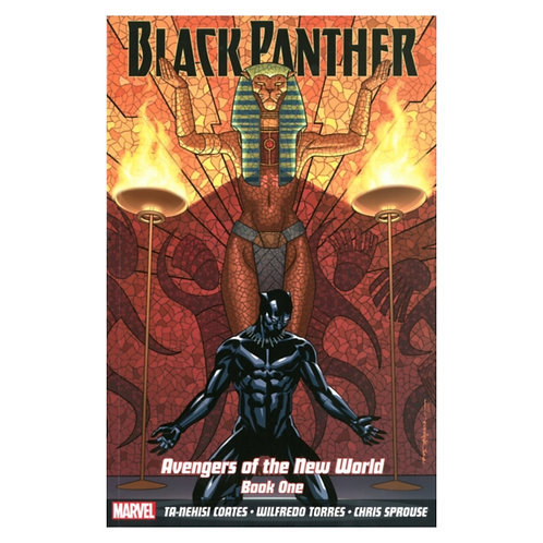 Black Panther: Avengers Of The New World Book One