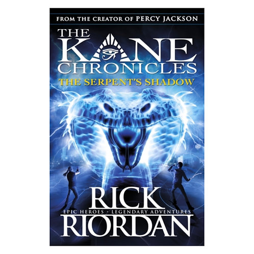 The Serpent's Shadow (The Kane Chronicles Book 3) - Rick Riordan