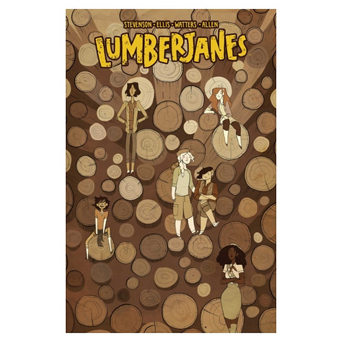 Lumberjanes Vol. 4: Out Of Time - Noelle Stevenson & Shannon Watters