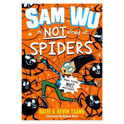 Sam Wu Is Not Afraid of Spiders - Katie & Kevin Tsang