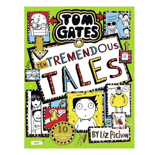 Tom Gates: Ten Tremendous Tales - Liz Pichon