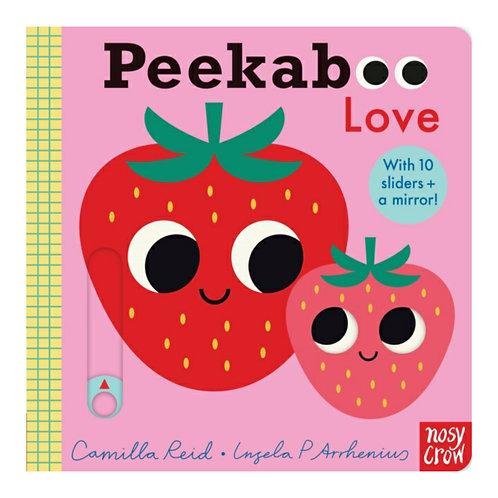 Peekaboo Love -Camilla Reid