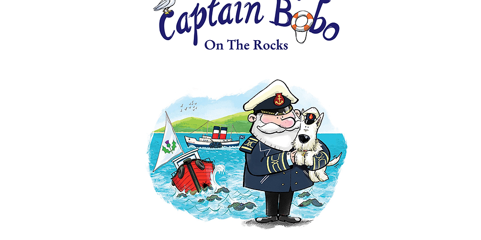 CPID Author Event: Richard Dikstra, The Adventures of Captain Bobo: On the Rocks
