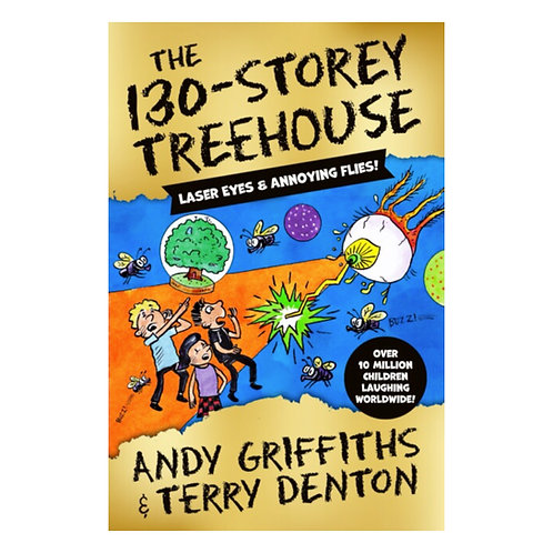 The 130-Storey Treehouse - Andy Griffiths