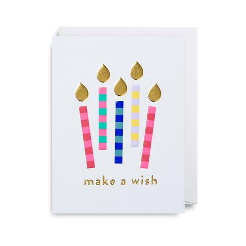 Mini Card - Make A Wish