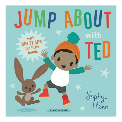 Jump About With Ted - Sophy Henn