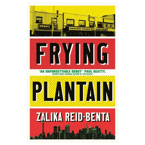 Frying Plantain - Zalika Reid-Benta