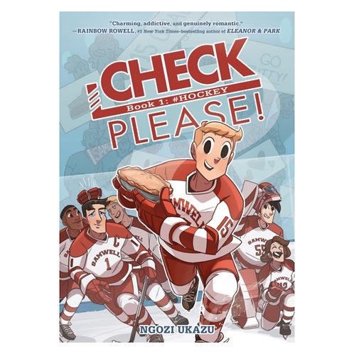Check, Please!: # Hockey - Ngozi Ukazu