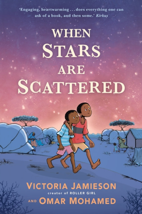 When Stars are Scattered - Victoria Jamieson & Omar Mohamed