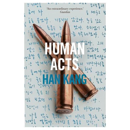 Human Acts - Han Kang