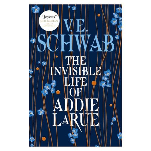 The Invisible Life of Addie LaRue - V.E. Schwab